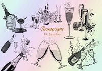 20 Champagner PS Bürsten abr.vol.4