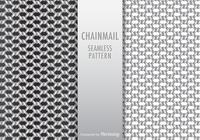 Chainmail Pattern en PSD Pack