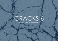 Free Cracks Photoshop Brushes 6