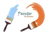 20 Painter PS Brushes abr. vol.2