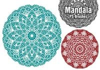 20 Mandala PS Pinceles abr. Vol.3