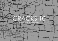 Freie Cracks Photoshop Brushes 10