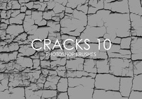 Free Cracks Photoshop Brushes 10