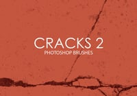 Free Cracks Photoshop Brushes 2