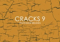 Freie Cracks Photoshop Brushes 9