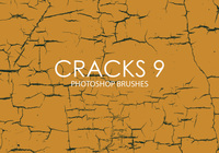 Brosses Gratuites Cracks Photoshop 9