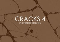 Free Cracks Photoshop Brushes 4