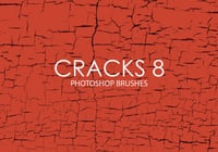 Free Cracks Photoshop Brushes 8