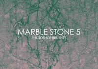 Gratis Marmeren Stone Photoshop Borstels 5