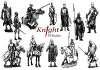 20 Knight PS Brushes abr.vol.3