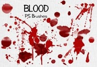 20 Blood Splatter PS Pinceles abr vol.3