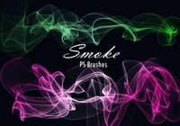 20 Smoke PS brushes abr. Vol.11