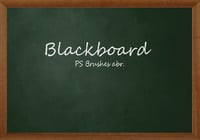 20 Blackboard Ps Borstels abr. vol.3