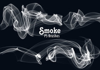 20 Smoke PS Brushes abr. Vol.10