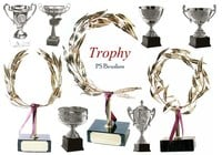 20 Trophy PS Pinceles abr. Vol.4