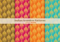 Indian Seamless Patterns
