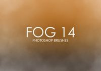Free Fog Photoshop Brushes 14