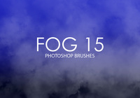 Free Fog Photoshop Brushes 15