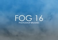 Free Fog Photoshop Brushes 16