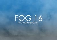 Free Fog Photoshop Brushes 16