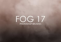 Free Fog Photoshop Brushes 17