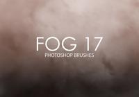 Free Fog Photoshop Brushes 17