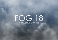 Free Fog Photoshop Brushes 18