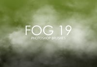 Free Fog Photoshop Brushes 19