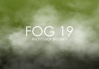 Gratis Fog Photoshop Borstels 19