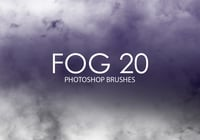 Gratis Fog Photoshop Borstels 20