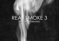 Free real smoke photoshop brush 3