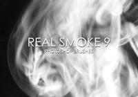 Free Real Smoke Pinceles para Photoshop 9
