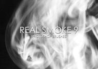Free Real Smoke Photoshop Brushes 9