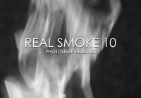 Free Real Smoke Pinceles para Photoshop 10