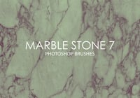 Free Marble Stone Photoshop Brushes 7