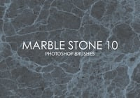 Free Marble Stone Photoshop Brushes 10