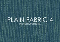 Free Plain Fabric Photoshop Borstels 4