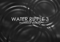 Free Water Ripple Pinceles para Photoshop 3