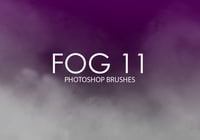 Free Fog Photoshop Brushes 11