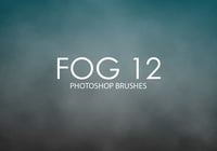 Free Fog Photoshop Brushes 12