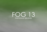 Free Fog Photoshop Brushes 13