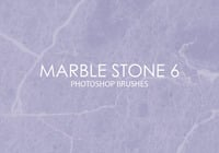 Free Marble Stone Photoshop Brushes 6