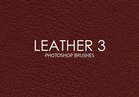 Free Leather Photoshop Brushes 3