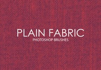 Free Plain Fabric Photoshop Borstels