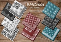 20 Bandana PS Brushes.abr vol.2