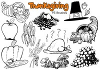 20 Thanksgiving PS Pensels abr. Vol.2
