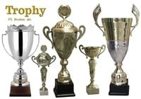 20 Trophy PS Bürsten abr. Vol.8