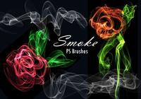 20 Smoke PS Brushes abr. Vol.12