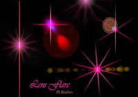 20 Lens Flares PS Brushes abr vol.12
