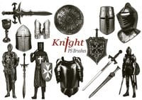 20 Knight PS Penselen abr.vol.4